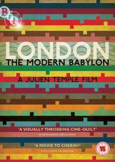 London - The Modern Babylon DVD