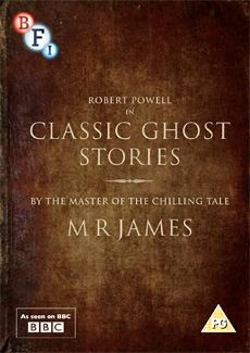 Classic Ghost Stories of M. R. James (DVD)