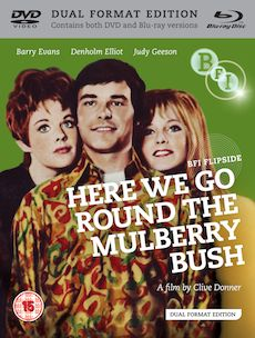 Here We Go Round the Mulberry Bush Dual Format Edition