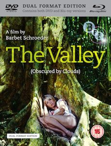 The Valley (Obscured by Clouds) (Dual Format Edition)