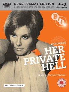 Her Private Hell (Dual format Edition)