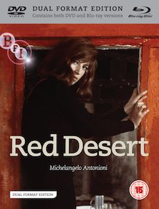 Red Desert (Dual Format Edition)