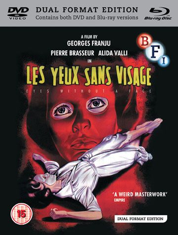 Eyes Without a Face Dual Format Edition