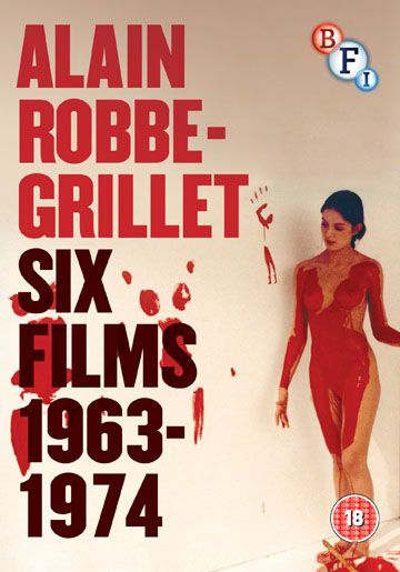 Alain Robbe-Grillet: Six Films 1964-1974