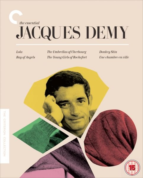 The Essential Jacques Demy (6 Disc Blu-ray Set)