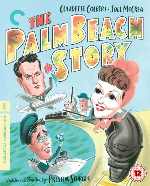 The Palm Beach Story (Blu-ray)