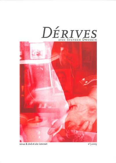Derives #3: with Stephen Dwoskin