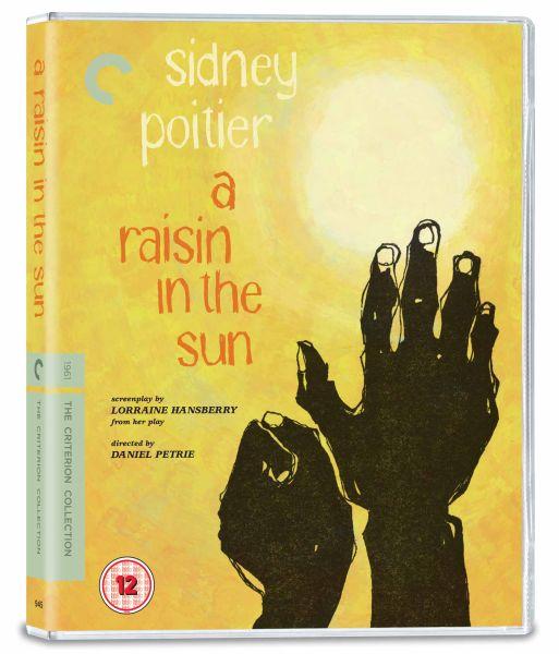 A raisin in the Sun Blu-ray pack shot