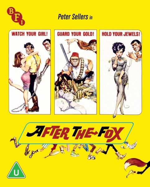 After the Fox (Blu-ray