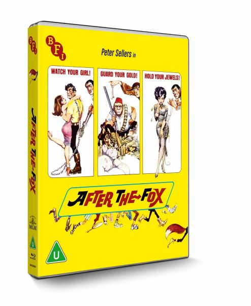 Pre-Order: After the Fox (Blu-ray)