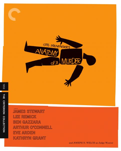 Anatomy of a Murder (Blu-ray)