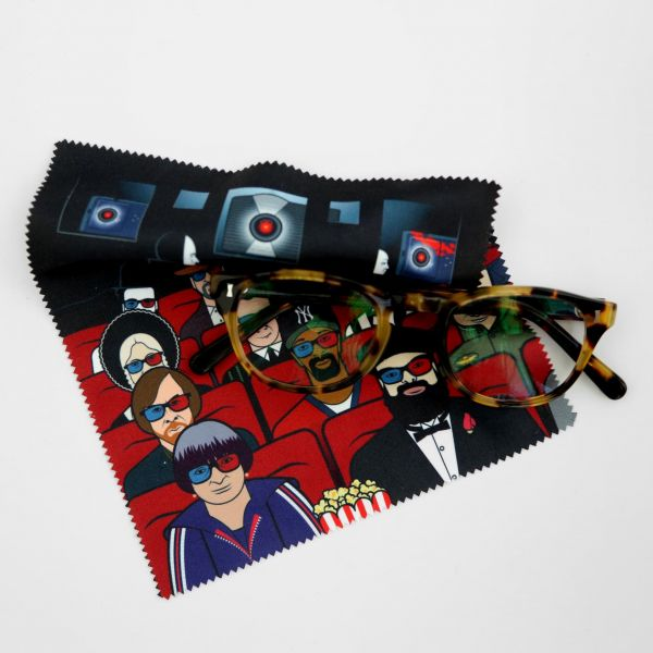 Andy Tuohy Great Directors Glasses Cloth