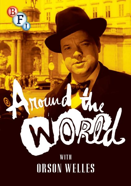 Around the World with Orson Welles DVD cover image