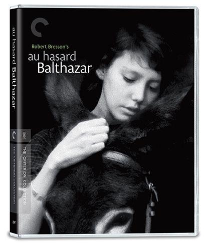 Au Hasard Balthazar (DVD) pack shot