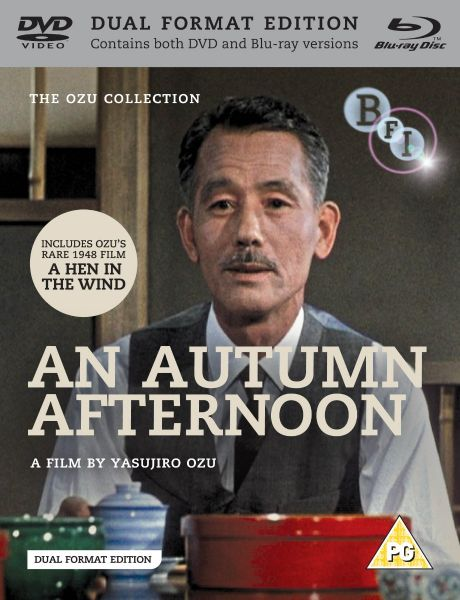 An Autumn Afternoon (Dual Format Edition)