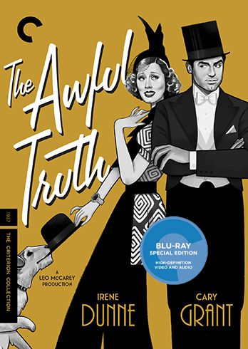 The Awful Truth Blu-ray cover image