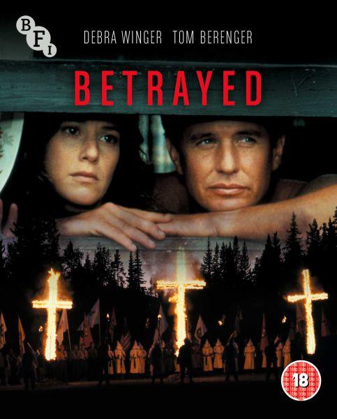 Betrayed (Blu-ray)