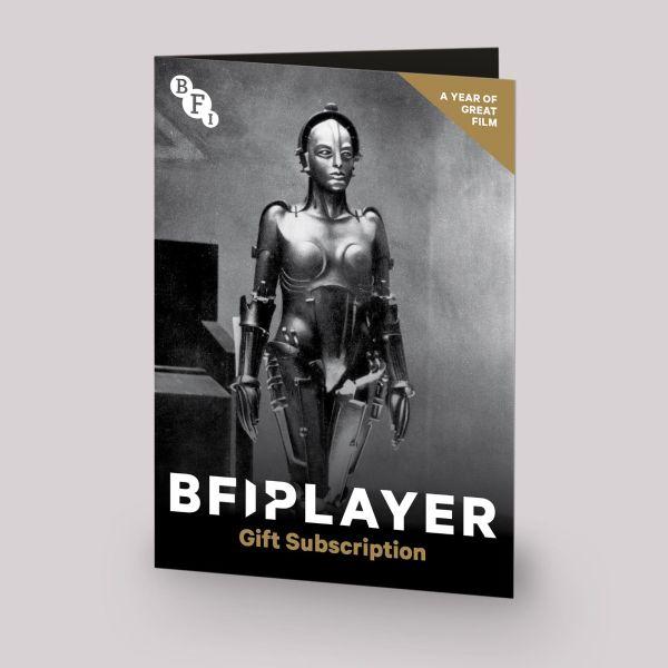 BFI Player Gift Subscription (Metropolis design)