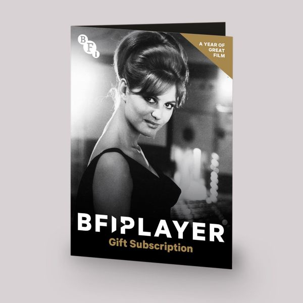 BFI Player Gift Subscription (8 1/2 design)