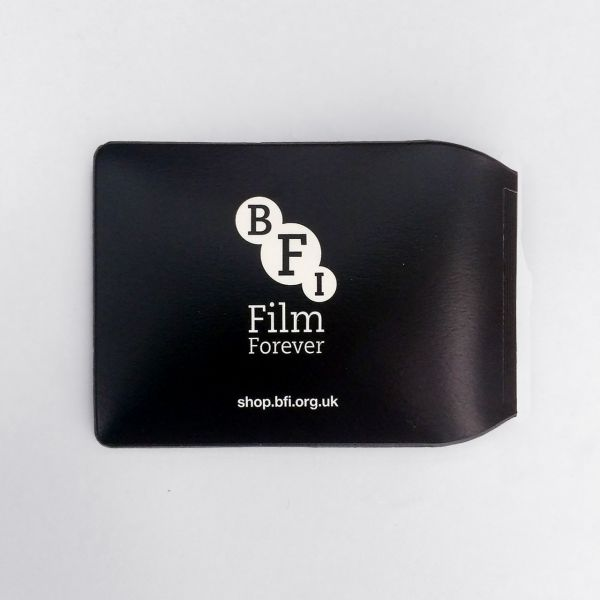 National Film Theatre Travel Card Wallet- back