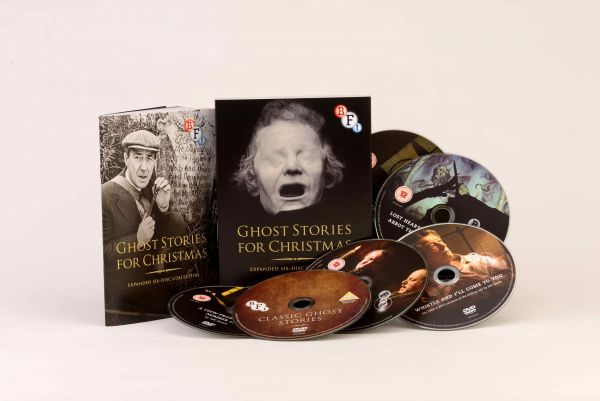 Ghost Stories for Christmas (DVD Box Set)