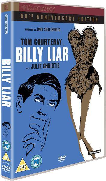 Billy Liar DVD pack shot