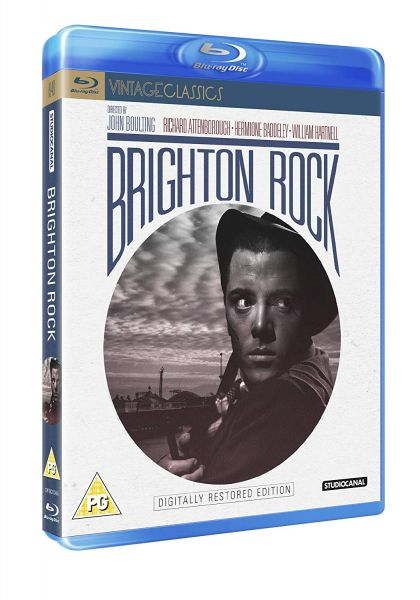 Brighton Rock Blu-ray pack shot