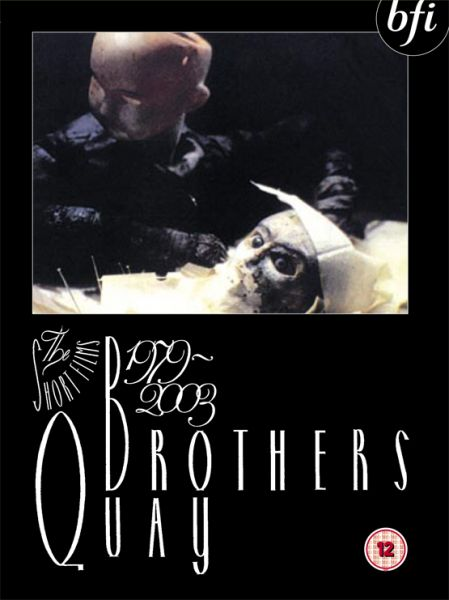 Quay Brothers - The Short Films 1979-2003 (2-DVD set)