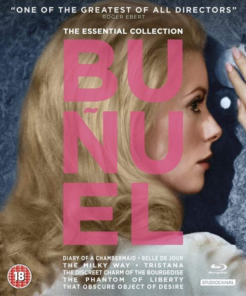 Buñuel: The Essential Collection Blu-ray box set