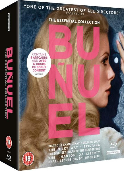 Buñuel: The Essential Collection Blu-ray box set 2