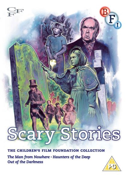 Children's Film Foundation Collection Volume Four: Scary Stories (DVD)