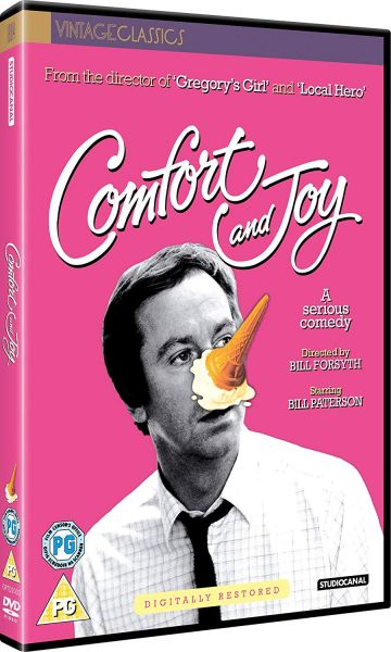 Comfort and Joy DVD pack shot