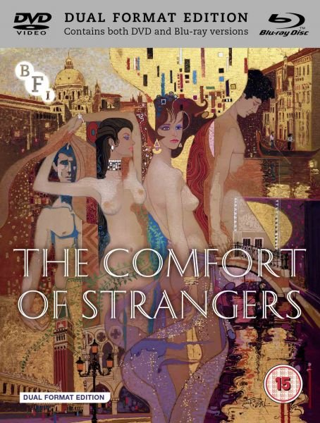 The Comfort of Strangers Dual Format Edition cover image