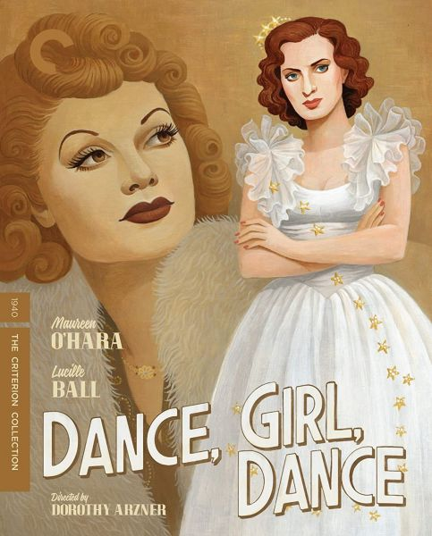 Dance, Girl, Dance (Blu-ray)