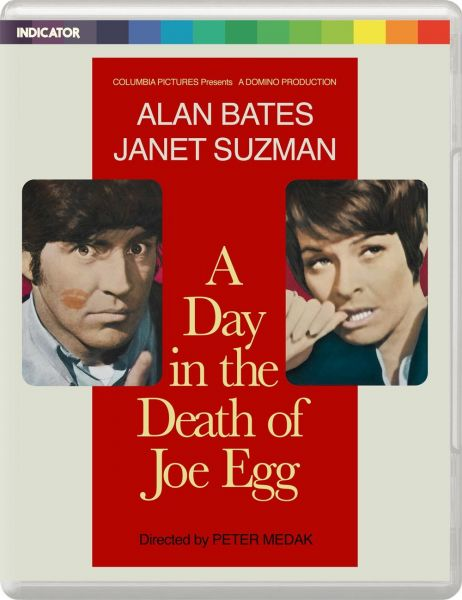 A Day in the Death of Joe Egg (Dual Format Edition)