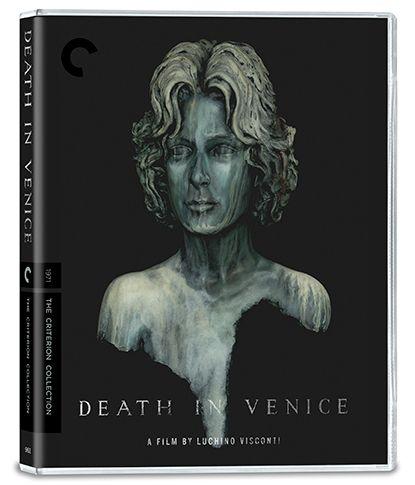 Death in Venice (Blu-ray) pack shot