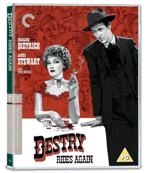 Destry Rides Again (Blu-ray)