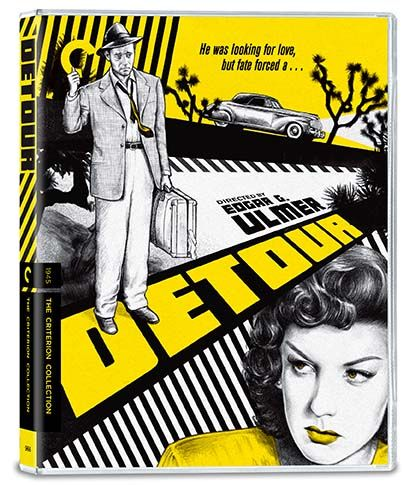 Detour (Blu-ray) pack shot
