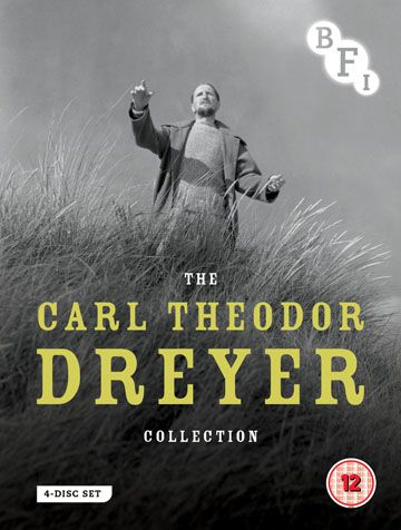 The Carl Theodor Dreyer Collection (Blu-ray)