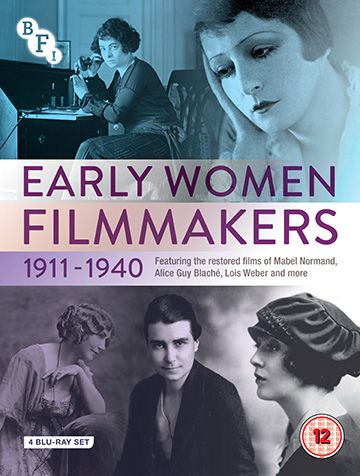 Early Women Filmmakers Collection (4 Blu-ray Set)
