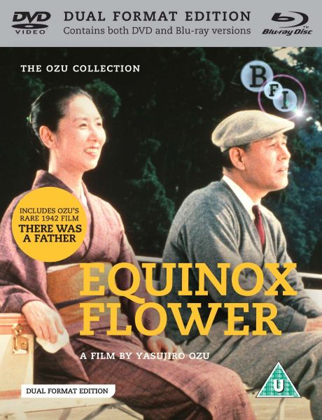 Equinox Flower + There was a Father (Dual Format Edition)
