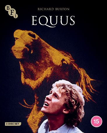 Equus (Limited Edition 2-Disc Blu-ray)
