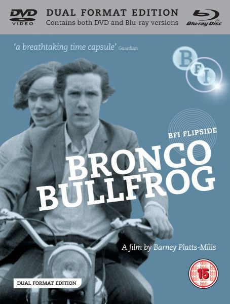 Bronco Bullfrog (Flipside 013) (Dual Format Edition)