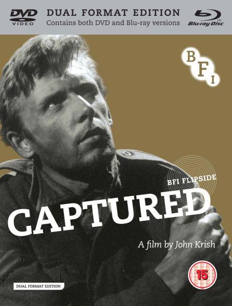Captured (Flipside 026) (Dual Format Edition)