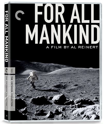 For All Mankind (Blu-ray) pack shot
