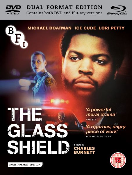 The Glass Shield (Dual Format Edition)