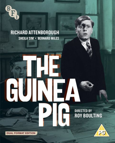 The Guinea Pig (Dual Format Edition)