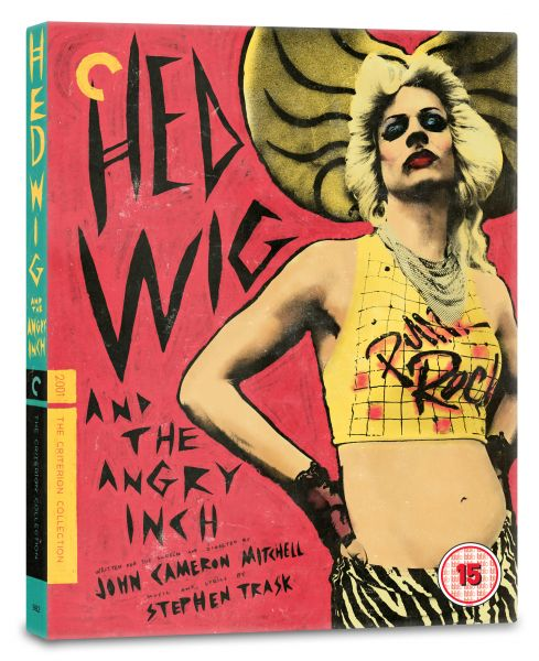 Hedwig and the Angry Inch (Blu-ray pack shot)
