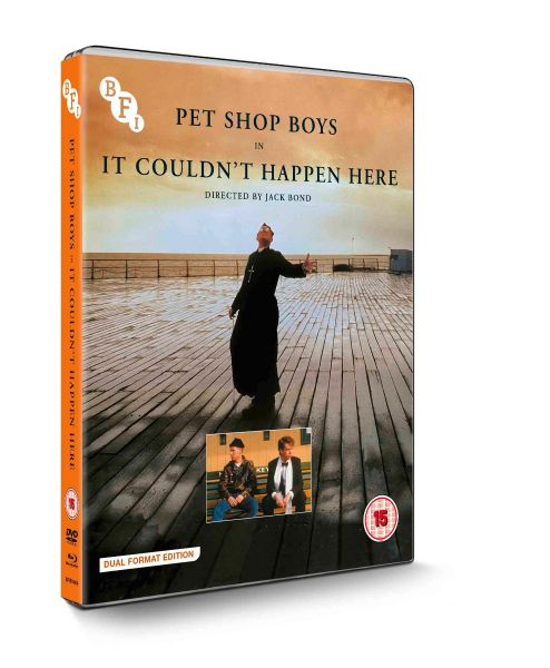 Pre-Order:  It Couldn't Happen Here (Standard Dual Format Edition)