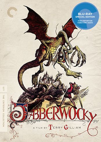 Jabberwocky Blu-ray cover image